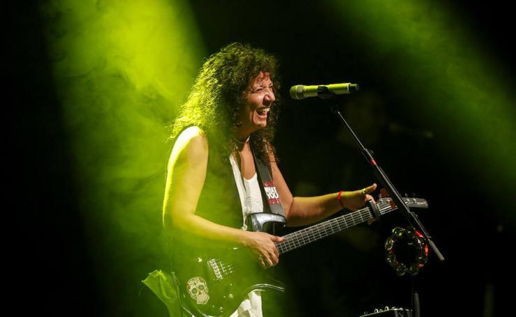 Rosana presenta su nuevo disco en Salamanca