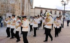 Los tonos de pasión suenan en Dueñas