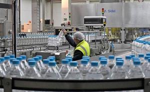 La plantilla de la fábrica de Bezoya en Ortigosa aumentará un 15% en dos años