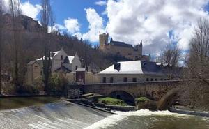 Alerta por caudales elevados en todos los ríos de Segovia