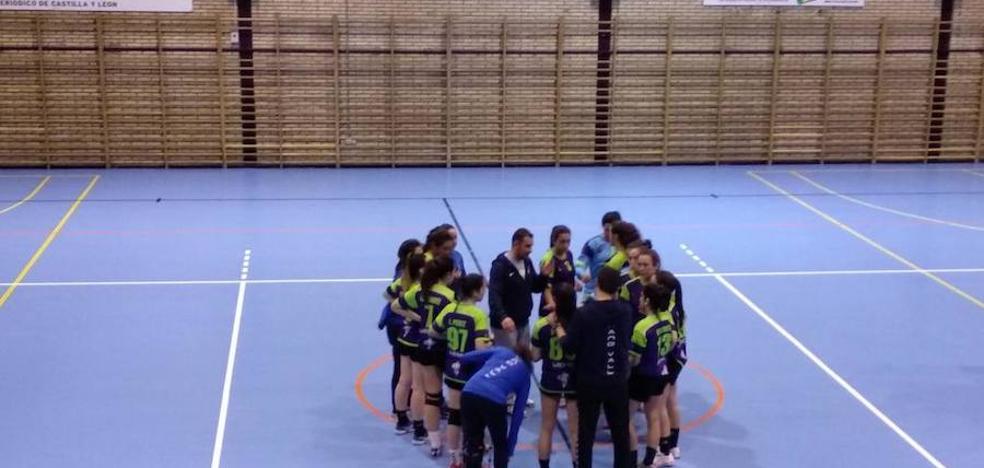 Nueva victoria para las chicas del Hand-Vall La Cistérniga