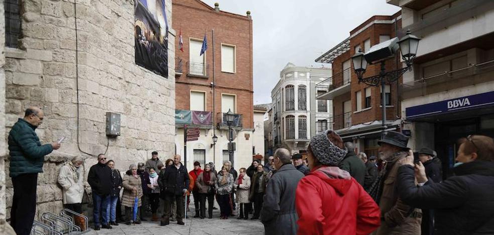 Concentración en Peñafiel por unas pensiones dignas y justas