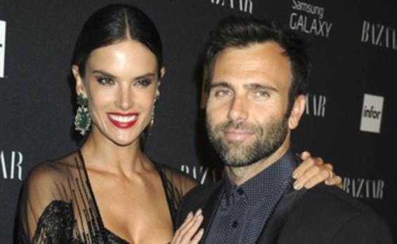 La supermodelo Alessandra Ambrosio rompe con Jamie Mazur