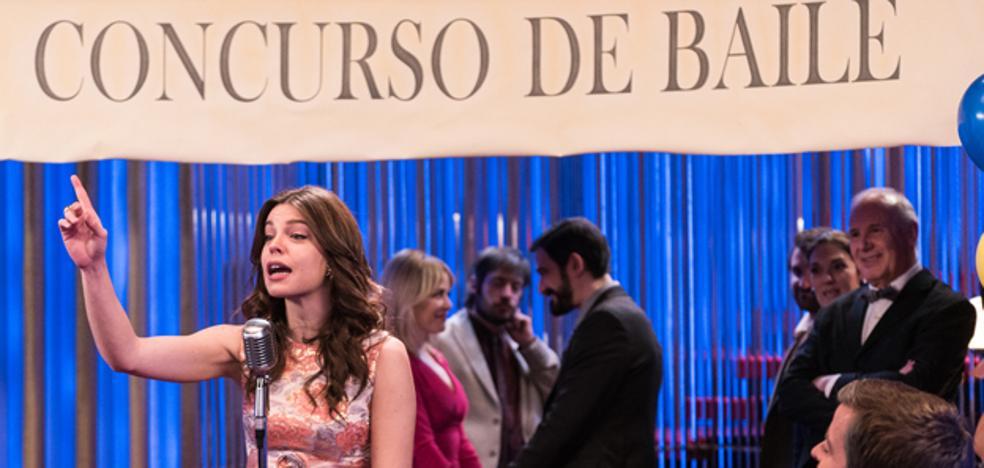 Laura invita a Ignacio al concurso de baile del King's