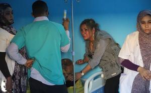 Asociaciones saharauis de Castilla y León piden a la Junta material hospitalario usado para los campamentos