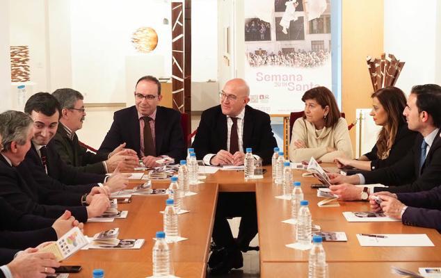 La Diputación incorpora 'Alimentos de Valladolid' en la promoción de la Semana Santa
