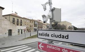 Todo listo para la puesta en marcha del control de acceso de vehículos a las calles peatonales