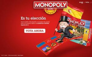 Salamanca, Ponferrada y Arevalillo de Cega (Segovia), nuevas casillas del Monopoly España
