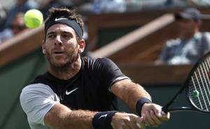 Del Potro logra su primer Masters 1000 ante Federer