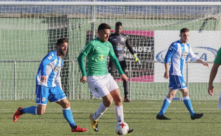 El CD Guijuelo cae ante el Deportivo Fabril (0-1)