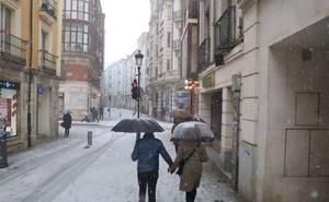 Protección Civil declara la fase de Alerta ante el riesgo de nevadas en Burgos y León