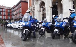 El Ayuntamiento de Valladolid estudia cómo mejorar la comunicación de Policía y Bomberos en 2019