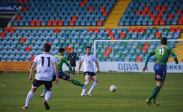 El Salmantino no puede con el Astorga (1-1)