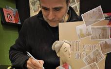 Las viñetas del silencio de Juan Berrio