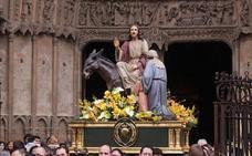 Programa de procesiones del Domingo de Ramos, 25 de marzo, en León