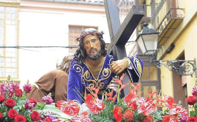 Programa de procesiones del Jueves Santo, 29 de marzo, en León