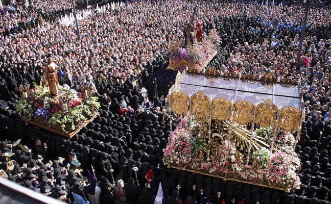 Programa de procesiones del Viernes Santo, 30 de marzo, en León