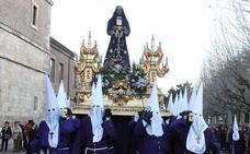 Programa de procesiones del Miércoles Santo, 28 de marzo, en León
