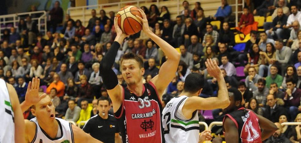 Las opciones de 'play-off' del Carramimbre pasan por Cáceres