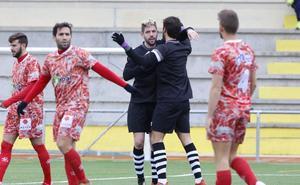 Diego Abad, el goleador talismán de Unionistas CF
