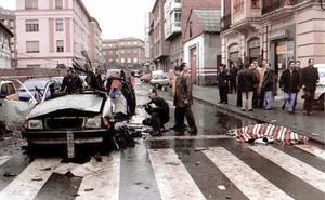 Condenan a 110 años de cárcel al etarra Sergio Polo por el asesinato del comandante Cortizo en León en 1995