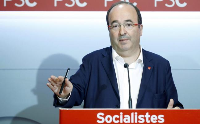 Iceta cree que si se repiten las elecciones «a los independentistas les iría peor»