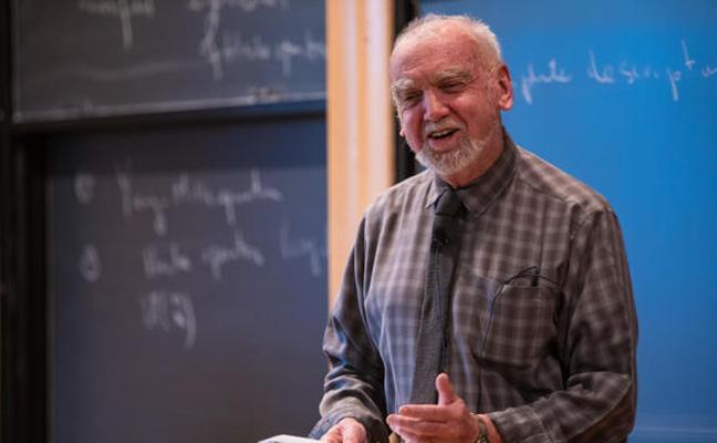 Robert P. Langlands gana el premio Abel, 'Nobel' de las matemáticas