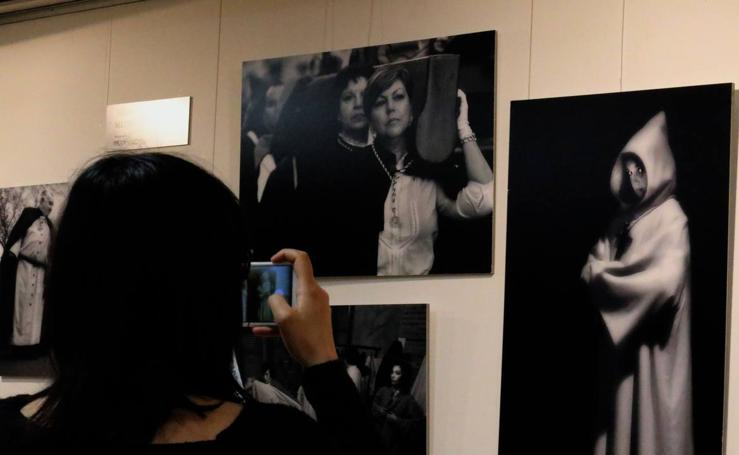 Exposición de fotografías de la Semana Santa de Valladolid, Medina del Campo y Medina de Rioseco