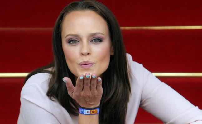 Shaila Dúrcal reconoce que lo pasó mal como jurado de 'Tu cara me suena'