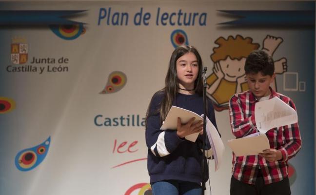 Dos centros de Valladolid y Palencia resultan ganadores del Certamen de Lectura en Público de la comunidad