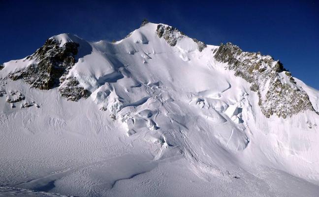 El Mont Blanc no quiere alpinistas con poca experiencia