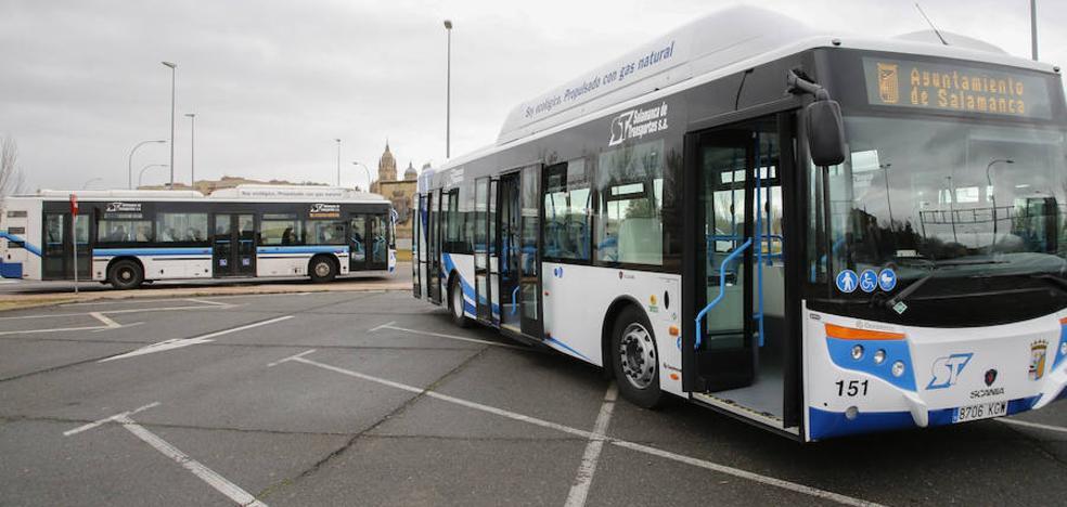 El TSJCyL anula la licitación municipal de 2013 del contrato del autobús urbano