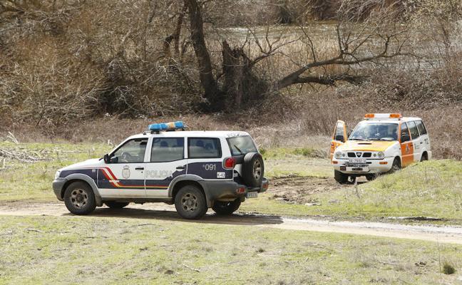 Un equipo de los GEO y un helicóptero de la Policía se suman a la búsqueda de Gabriel Mancilla