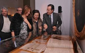 La Junta promocionará el archivo de Simón Ruiz para entender el siglo XVI