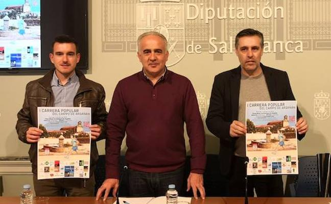 La I Carrera del Campo de Argañán debuta en el Circuito de Carreras Populares de la Diputación de Salamanca