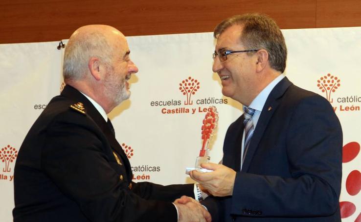 Entrega de los Premios Escuelas Católicas de Castilla y León 2018