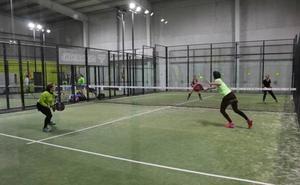 280 jugadores competirán en la tercera jornada del Circuito Provincial de pádel