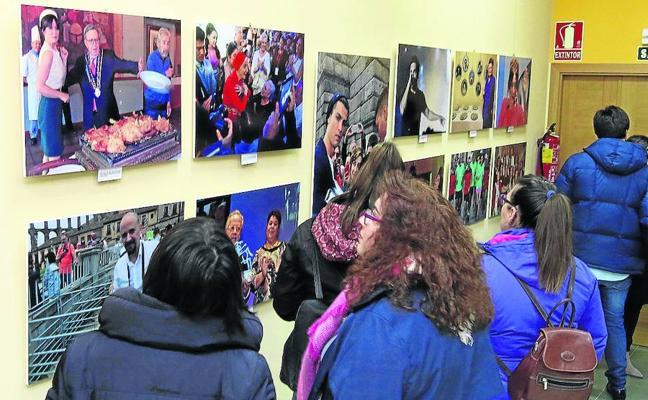 La exposición 'Un año en imágenes' llega a Abades
