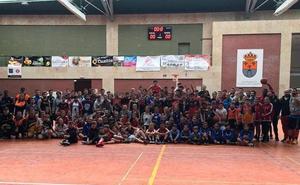 Nueva edición del Torneo 3x3 Indoor de Primavera en Carbajosa de la Sagrada