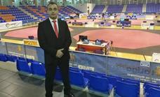 Medalla de oro al mérito deportivo para Juan Alberto Gómez