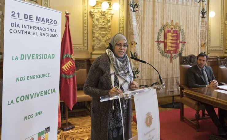 El Ayuntamiento de Valladolid conmemora el Día Internacional de la Eliminación de la Discriminación Racial