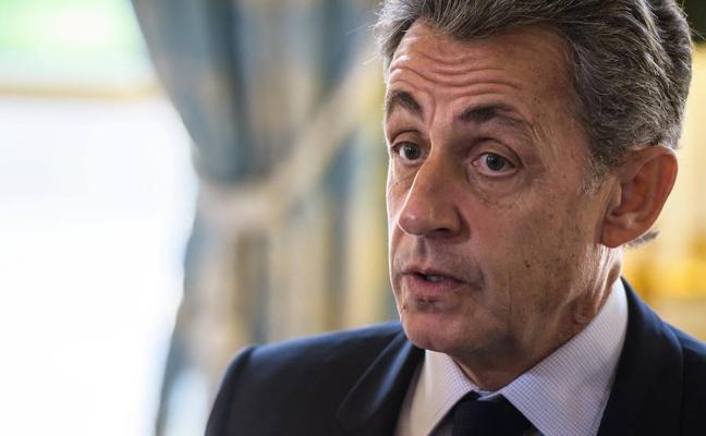 Sarkozy, imputado por financiar con dinero libio su campaña de 2007