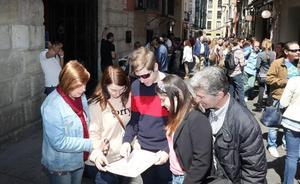 CCOO y UGT convocan huelga en el sector de la Hostelería de Valladolid en Semana Santa