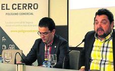Los industriales de El Cerro reclaman mejoras para conseguir «un polígono del siglo XXI»