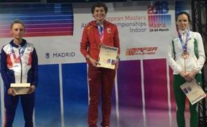 Mayte Martínez, campeona de Europa Máster de 800 metros