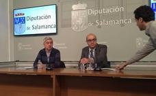 La Diputación confía en acabar las obras de la carretera de Peñacaballera en mayo