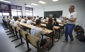 La Junta pide a los profesores que elaboran la EBAU que sean «comprensivos»