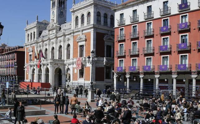 La hostelería de Valladolid se moviliza en Semana Santa para conseguir mejoras