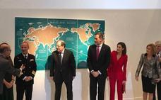 El Rey Felipe VI renueva en Valladolid el compromiso y la vocación universal de España