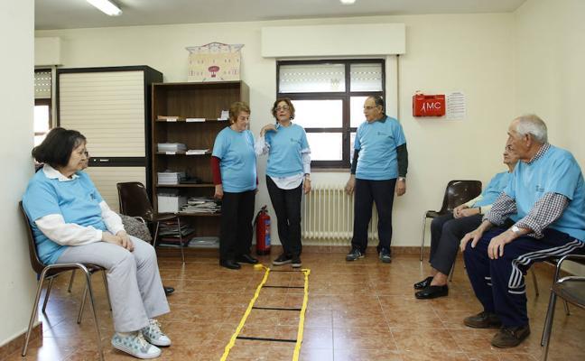 El Consistorio presenta un taller pionero de psicomotricidad suave